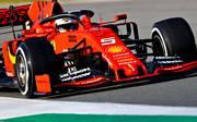 Sebastian Vettel will in dieser Saison endlich auch mit Ferrari Weltmeister werden
