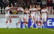 VfB Stuttgart v 1. FC Union Berlin - Second Bundesliga