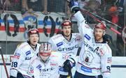 Die Eisbären Berlin setzen in der kommenden Saison größtenteils auf den aktuellen Kader