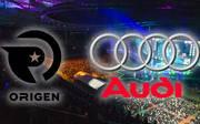 Origen und Audi gehen Kooperation ein
