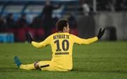 Neymar und PSG verloren in Straßburg