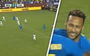 Trotz Schwalbe: Neymar zaubert für Brasilien gegen El Salvador