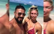 Andrade und Charlotte Flair sind bei WWE SmackDown wieder vereint