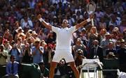 Wimbledon: Novak Djokovic gewinnt Finale gegen Kevin Anderson