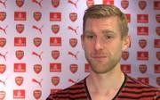Premier League: Per Mertesacker vom FC Arsenal erläutert Druck-Beichte