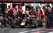Max Verstappen kann sich bei Red Bull auf eine blitzschnelle Boxen-Crew verlassen