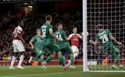 Mesut Özil erzielte das letzte Tor für den FC Arsenal