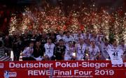 SC Magdeburg v THW Kiel - DHB Cup Final