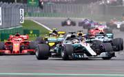 Ferrari will Mercedes in der Konstrukteurs-WM noch überholen