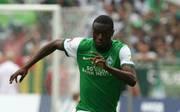 Boubacar Sanogo stand von 2007 bis 2009 bei Werder Bremen unter Vertrag