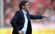 VfB Stuttgart: Trainer Tayfun Korkut benötigt gegen Düsseldorf dringend einen Sieg