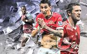 Rekordeinkauf Angel Di Maria wurde bei Manchester United nicht glücklich