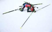 Laura Dahlmeier verpasste eine Medaille nur um 0,5 Sekunden