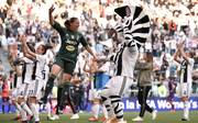 Der Triumph der Damen von Juventus Turin wurde von mehr als 39.000 Zuschauern bejubelt