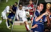 Zinedine Zidanes Karriere
