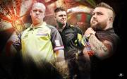 Powerranking zur Premier League Darts: Michael van Gerwen, Daryl Gurney und Michael Smith