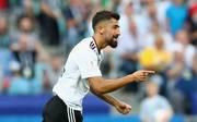 Kerem Demirbay machte zwei Länderspiele für Deutschland
