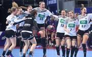 Handball-EM, Frauen: Deutschland - Rumänien LIVE im TV, Stream, Ticker