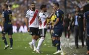 River Plate erkämpfte sich im Final-Hinspiel der Copa Libertadores bei den Boca Juniors ein 2:2