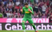 Yann Sommer hielt seinen Kasten gegen Stuttgart sauber