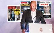 Die Pressestimmen zur Zidane-Rückkehr zu Real Madrid