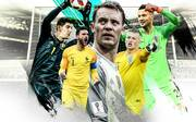 Nachfolger von Manuel Neuer im Tor: Pickford, Courtois, Subasic, Lloris