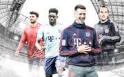 Wintertransfers des FC Bayern