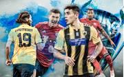 AEK Athen gegen FC Bayern - die Schlüsselduelle