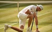 John Isner war Teil des längsten Spiels der Tennis-Geschichte
