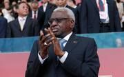 Lamine Diack steht im Fokus der Korruptionsermittlungen rund um die Vergabe der Leichtathletik-WM 2019