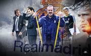 Die Trainer von Real seit 2000
