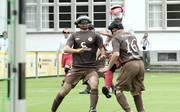 Serdal Celebi spielt für den FC St. Pauli