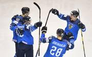 Finnland steht nach dem Overtime-Sieg gegen Schweden im Halbfinale der Eishockey-WM