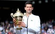 Novak Djokovic feierte seinen fünften Sieg in Wimbledon