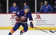 Tom Kühnhackl hofft mit den New York Islanders seinen dritten Stanley Cup zu gewinnen