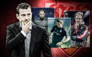 Markus Weinzierl (l.) ist neuer Trainer beim VfB Stuttgart und tritt in die Fußstapfen von Tayfun Korkut