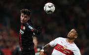 Bayer 04 Leverkusen v VfB Stuttgart - Bundesliga