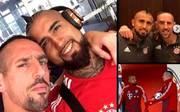 Franck Ribery über den Wechsel von Arturo Vidal zum FC Barcelona
