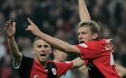 Eintracht Frankfurt v Energie Cottbus - Bundesliga