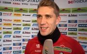Nils Petersen über seine Karriere in der Nationalmannschaft