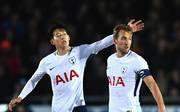 Heung-Min Son und Harry Kane werden den Tottenham Hotspur im Hinspiel gegen Ajax fehlen