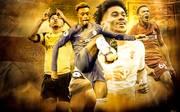 Jadon Sancho, Callum Hudson-Odoi, Reiss Nelson und Trent Alexander-Arnold gehören zu Englands goldener Generation.