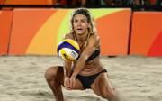 Beach Volleyball - Olympics: Day 12 Laura Ludwig freut sich auf die Heim-WM in Hamburg (LIVE auf SPORT1)