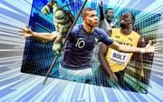 Zehn Fakten über Mbappe: So gut wie Pele, so schnell wie Bolt