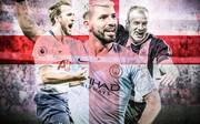 Premier League, Manchester City, Hattricks, England, Sergio Agüero, Alan Shearer, Harry Kane