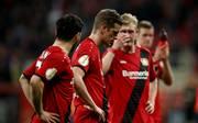 Kapitän Lars Bender droht für die Partie am 33. Spieltag auszufallen