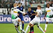 Der FC Schalke 04 und Borussia Mönchengladbach schenkten sich nichts