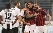 AC Mailand - Juventus Turin (0:2) Tore und Highlights im Video | Serie A