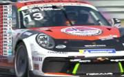 Porsche Carrera Cup in Most: Larry Ten Voorde macht in Most den Sieg-Hattrick zum Saisonauftakt perfekt