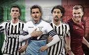 Stars der Serie A
